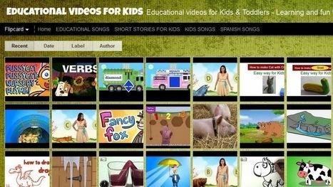Educational Videos for Kids | Videos | Scoop.it