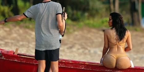 The Kim K Bikini Photo To End All Kim K Bikini Photos   xposing world of Photography & Design   Scoop.it