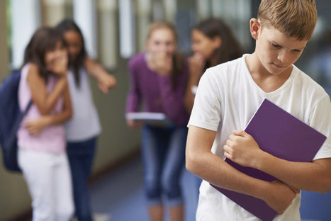 Cool Kids Can Curb Bullying, Study Finds | Ending Bullying in Schools | Scoop.it