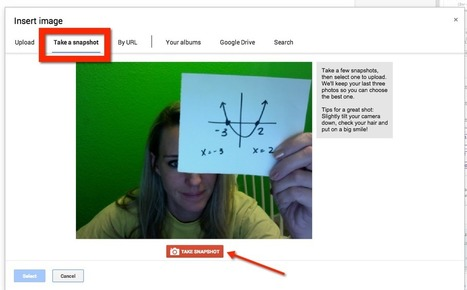 4 Tips for Having Students Take Notes in Google Docs | BYOD and AT | Scoop.it