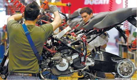 Italy's manufacturers find 'small is good' no more | FT.com | Ductalk Ducati News | Scoop.it