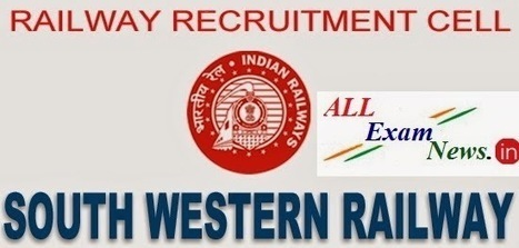 SWR Recruitment 2015 vacancies 118 Assistant station master Apply Online - All Exam News|Results|Exam Results|Recruitment 2015 | All Exam News | Scoop.it