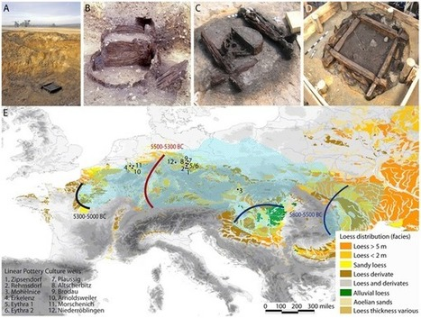 World's Oldest Wooden Water Wells Discovered | Heathers Scoop | Scoop.it