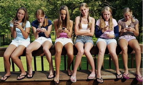 Why we shouldn't worry about teenagers using mobile phones - The Guardian