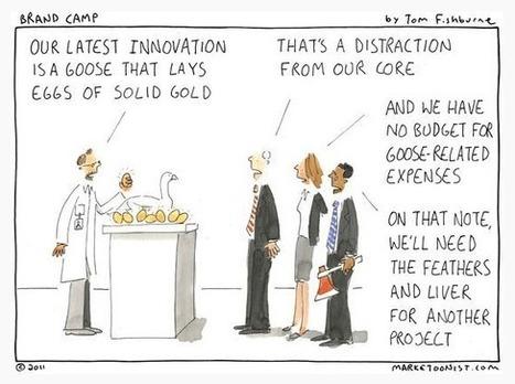 Dix raisons pour lesquelles votre incubateur interne va échouer en moins de deux ans - merkapt | innovation & management | Scoop.it