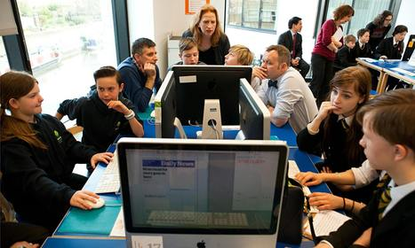 The School We'd Like competition winners' day: students leading change - The Guardian   Change in Learning   Scoop.it