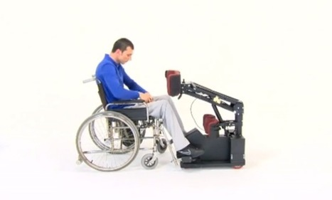 The wheelchair is 100-year-old technology. Here's what's going to replace it for paraplegic people.   16s3d: Bestioles, opinions & pétitions   Scoop.it