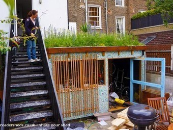 Shed of the Year Competition has some inspiring entries - Treehugger (blog) | Ecological Construction | Scoop.it