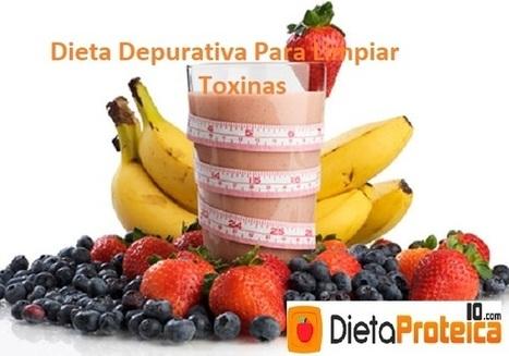 Para dieta toxinas semanal eliminar