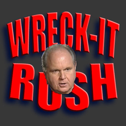 Rush Limbaugh Still Toxic For Advertisers One Year After Fluke Attacks | Dare To Be A Feminist | Scoop.it