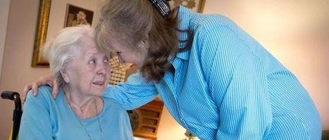 Alzheimer : pourquoi il faut soutenir les aidants - Le Point | Silver Economie | Scoop.it