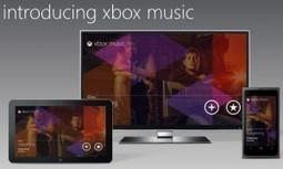 Xbox Music en mesure d'affronter les iTunes et Spotify ? | Veille Musique | Scoop.it