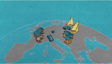 [Video] Les chiffres : l'économie du partage en Europe   Responsabilité sociale des entreprises (RSE)   Scoop.it