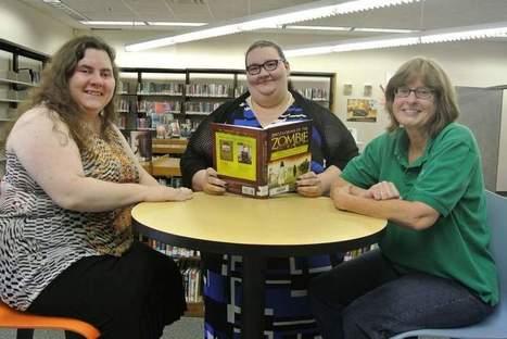 Local librarian helps pen Zombie Encyclopedia | Post Apocalypse | Scoop.it