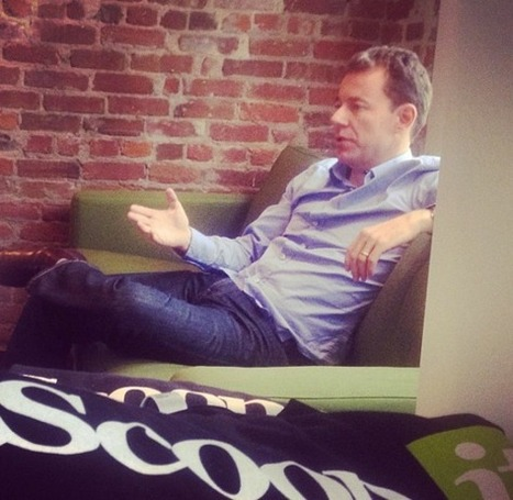 Scoop.it lève $2.6M pour transformer n'importe qui en éditeur [Eng] | web@home    web-academy | Scoop.it