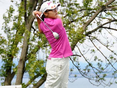 Ko eases to four stroke win | Orange UK | golf1st | Scoop.it