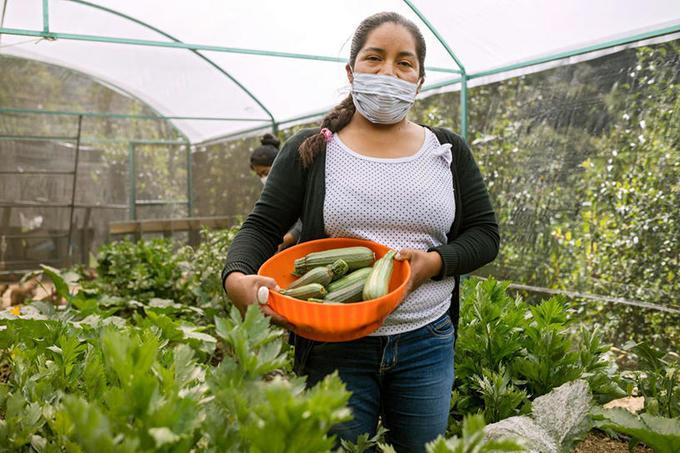 Journée internationale de la FEMME rurale | ONU Femmes