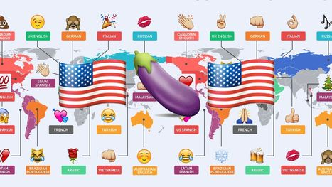America loves the eggplant emoji, and other lessons from a new emoji study | Puntos de referencia | Scoop.it