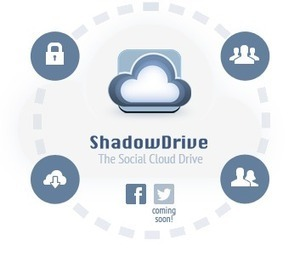 #shadowdrive #startup tool to store your files in the #cloud #edtech20 #pln   startup in Semantic Web , Social Media , Web 2.0 , Elearning   Scoop.it