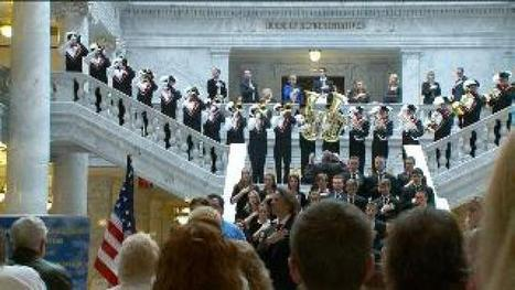 Musical performance at State Capitol advocates for music education - fox13now.com | Music Education | Scoop.it