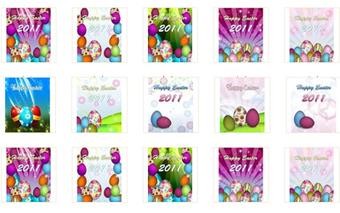 Easter Egg Wallpaper Free Download! | Designtreasure | Scoop.it