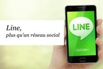 Line, un concurrent sérieux à Facebook ? | Be Marketing 3.0 | Scoop.it