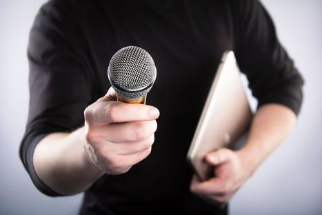 Enquête Gootenberg : les journalistes adeptes de Wikipedia et Twitter | Communication & RP | Scoop.it
