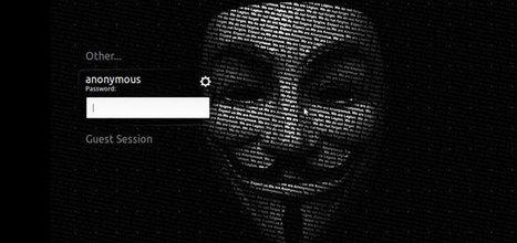 Blackout Linux, le système d'exploitation des Anonymous | internet | 2.0 | nouvelles technologies | Scoop.it