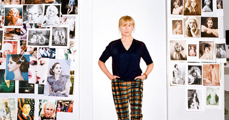 Cindy Sherman Takes On Aging (Her Own) | PHOTO : PⒽⓄⓣⓄ ⅋ + | Scoop.it