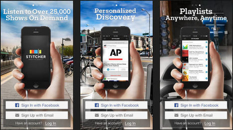 Mobile App Onboarding: How To Do It Right   A design journey   Scoop.it
