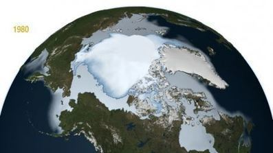 Global warming: Thick, multi-year Arctic ice melting faster ...   Human Beings and Their War With the Earth   Scoop.it