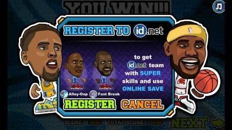 Basketball Legends Unblocked In Unblocked Games 66 Scoop It