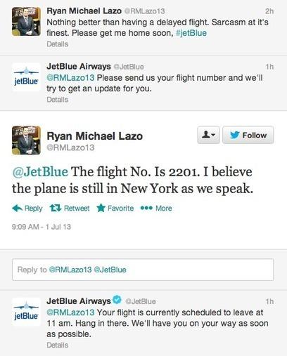 4 Examples of Excellent Twitter Customer Service | Social Media Examiner | Biz2020 | Scoop.it