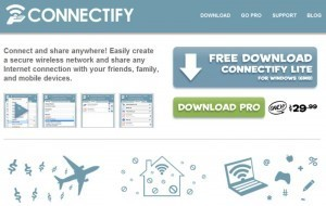 Connectify, crea puntos de acceso WiFi en segundos | information technology | Scoop.it