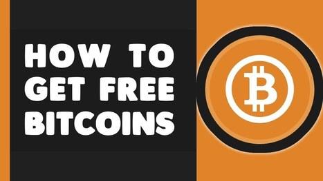 best way to get free bitcoin