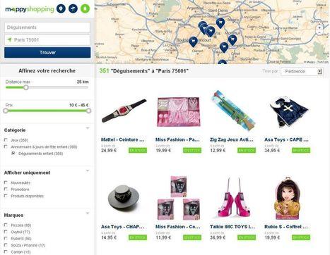 Product locator et différenciation  : les deux enjeux du commerce de proximité | Optimisation | Scoop.it