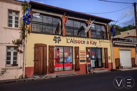 Alsace A Kay, un restaurant alsacien au coeur de Saint-Pierre   Voyage Martinique   Scoop.it