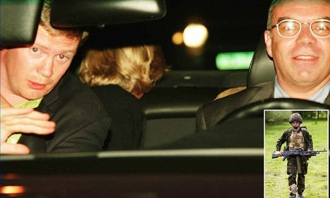 'SAS assassinated Diana by shining light into her driver's face': Extr | News round the Globe especially unacceptable behaviour | Scoop.it