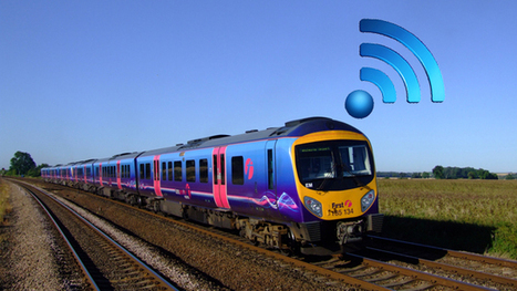 UK trainlines to get speedy Wi-Fi connections costing £90m | WiFiNovation | Scoop.it