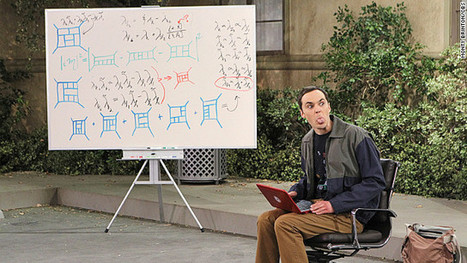 Bee species named after 'Big Bang Theory' catchphrase | Filmfacts | Scoop.it