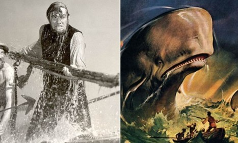 Cannibal horror of the sailors shipwrecked by the real Moby Dick: Two new films reveal the TRUE story - and how the victims drew lots to decide who to eat first | British Genealogy | Scoop.it