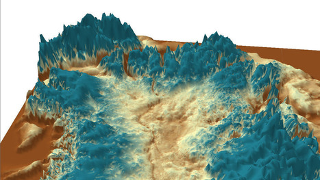 Another 'Grand Canyon' Discovered Beneath Greenland's Ice : NPR | Urbanism 3.0 | Scoop.it