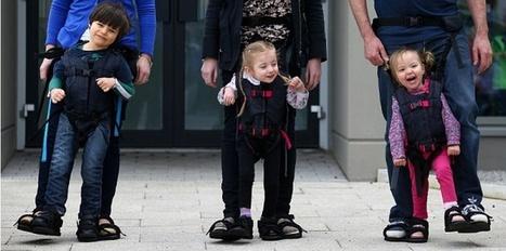 PARALYSIE: une maman fait remarcher les enfants handicapés   16s3d: Bestioles, opinions & pétitions   Scoop.it