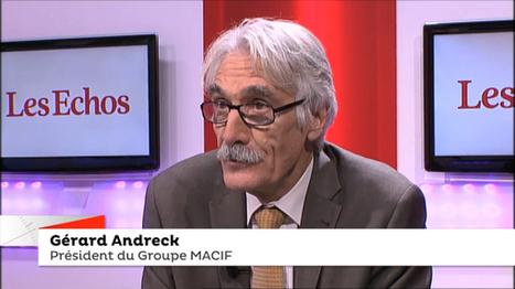 G.Andreck (Macif) : 'Voile : 10 millions investis nous rapportent 17 millions d'euros'   Vendée Globe   Scoop.it