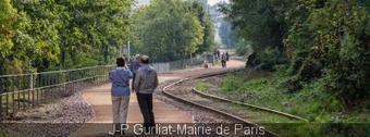 La Petite Ceinture : ouverture de la partie Balard - Parc Georges Brassens | Avoir du savoir ville durable | Scoop.it