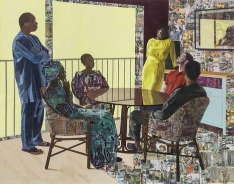 Celebrating 30 Illustrators, Painters, and Artists of the African Diaspora | #Design | Scoop.it
