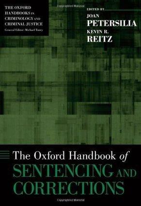 The Oxford Handbook of Sentencing and Corrections - Davis's stores | LexPsique Criminology | Scoop.it