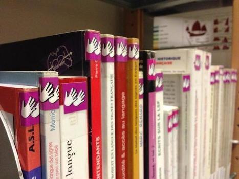 Accueillir les publics sourds, un enjeu de l'accessibilité en bibliothèque | Trucs de bibliothécaires | Scoop.it