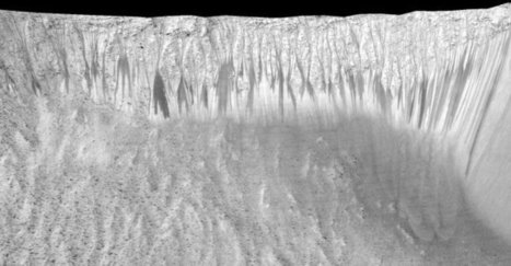 Signs of Liquid Water Found on Surface of Mars, Study Says | The Blog's Revue by OlivierSC | Scoop.it