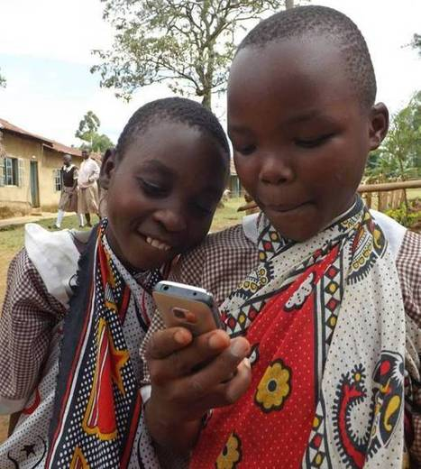 Mobile Devices Can Dramatically Improve Literacy Rates In Developing Countries, Says UNESCO   TechCrunch   ESL & CALL Resources   Scoop.it